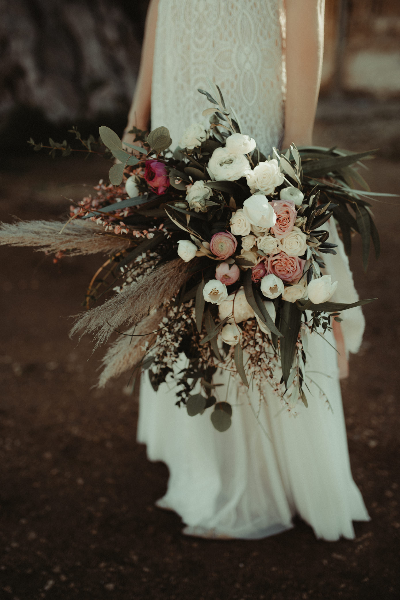 puglia wedding bouquet