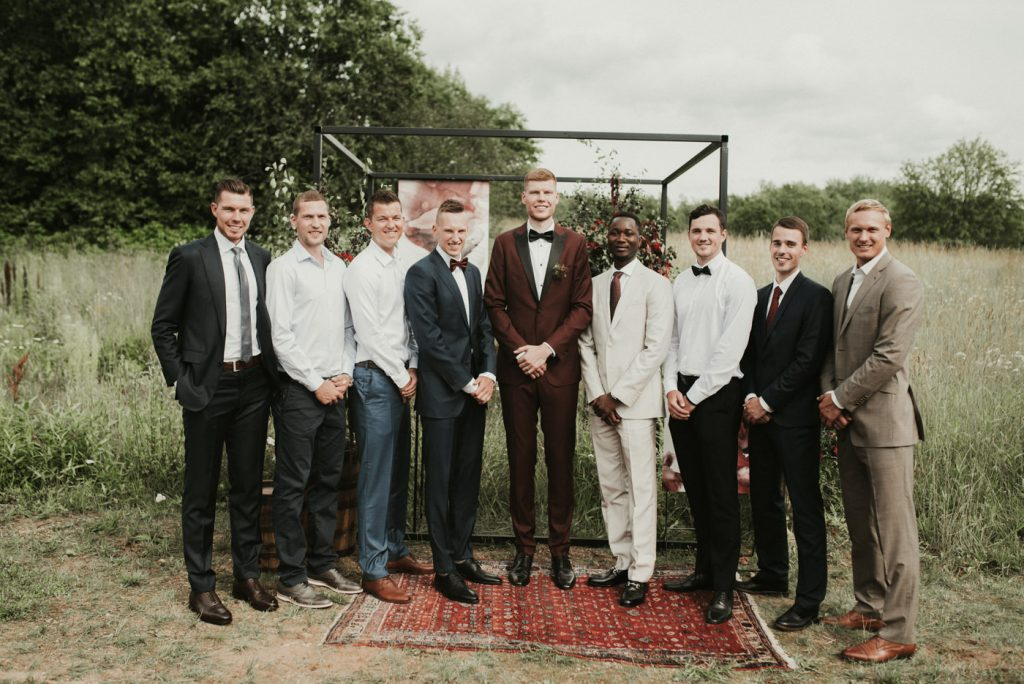 davis bertans wedding