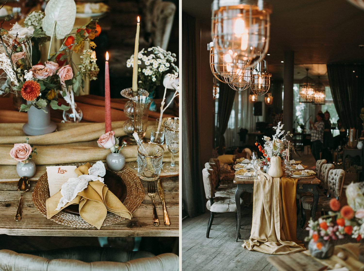 intimate and soulful autumn wedding in restaurant laivas-58.2