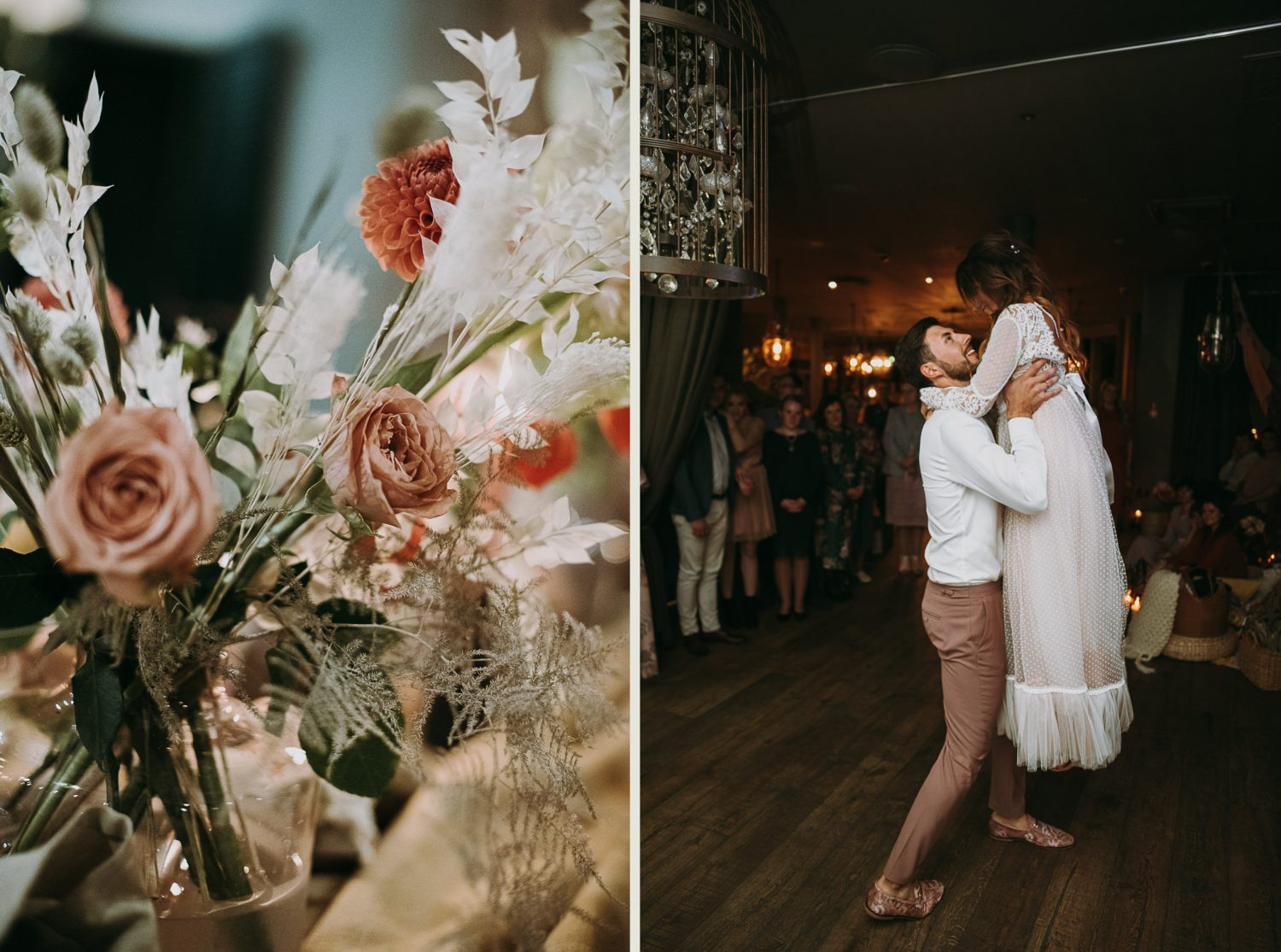 intimate and soulful autumn wedding in restaurant laivas-92.2