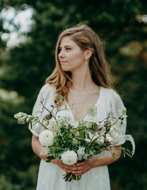 seaside micro wedding boho vibes with close friends-43
