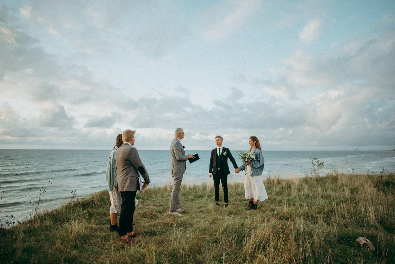 seaside micro wedding boho vibes with close friends-56