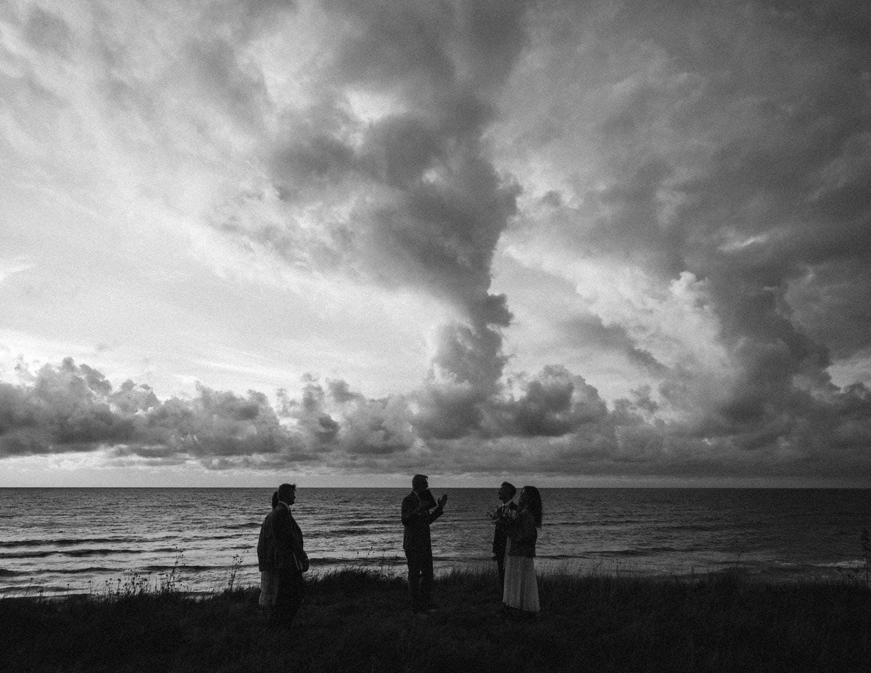 seaside micro wedding boho vibes with close friends-62