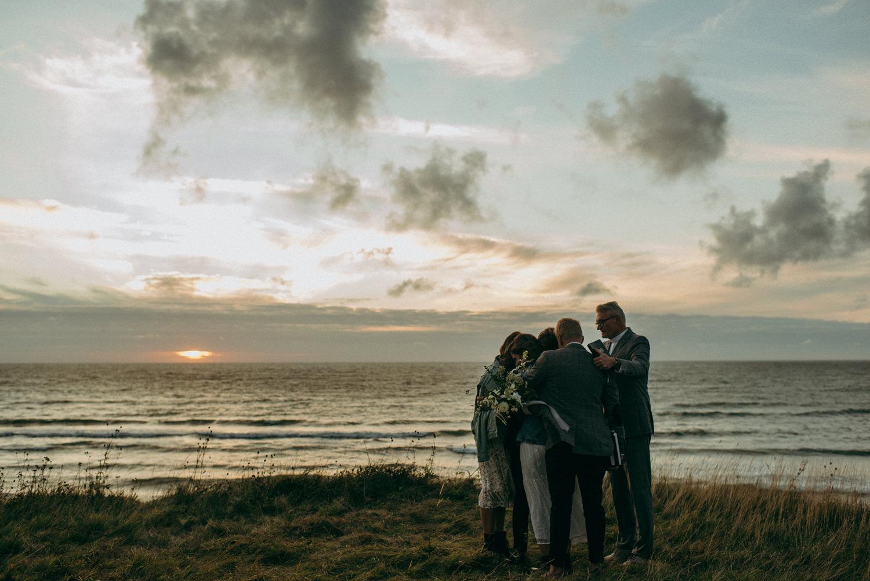 seaside micro wedding boho vibes with close friends-72