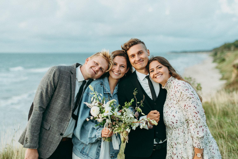 seaside micro wedding boho vibes with close friends-75