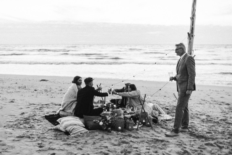 seaside micro wedding boho vibes with close friends-89