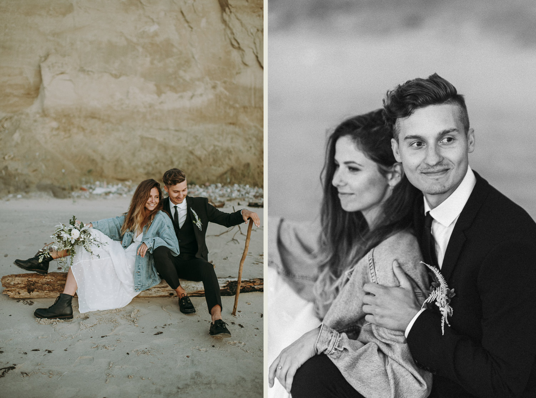seaside micro wedding boho vibes with close friends-94.1